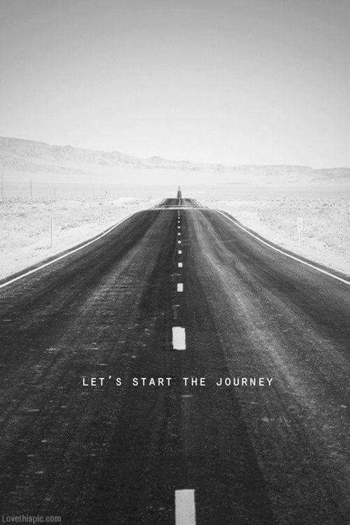 The Trip Begins (1/4)