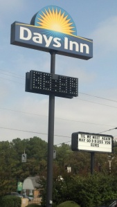 Goodbye Memphis