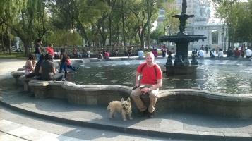 Chillin in the park...